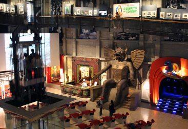 Foto Filmmuseum Turin innen